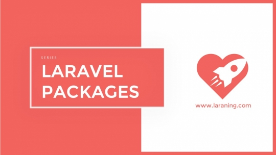 Laravel 3rd Party Packages